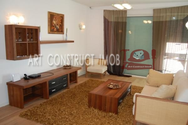 Inchiriere apartament 2 camere Baneasa � Complex Ambiance Residence � 550 euro