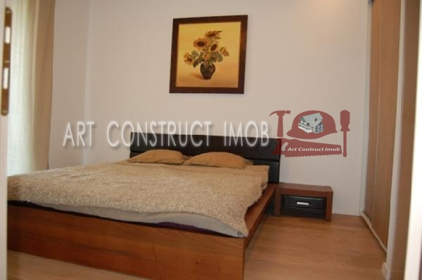 Inchiriere apartament 2 camere Baneasa � Complex Ambiance Residence � 650 euro